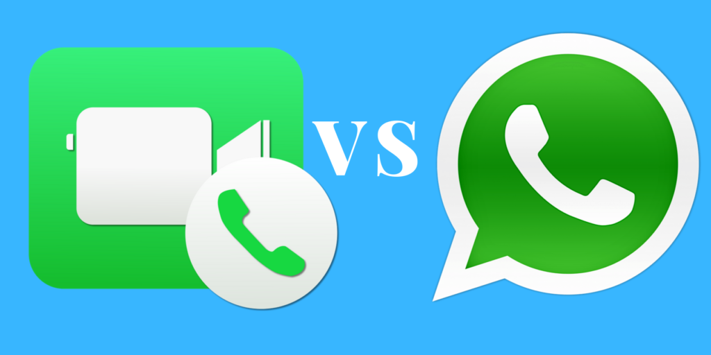 Facetime Vs Whatsapp Which Is Provides Best Video Quality