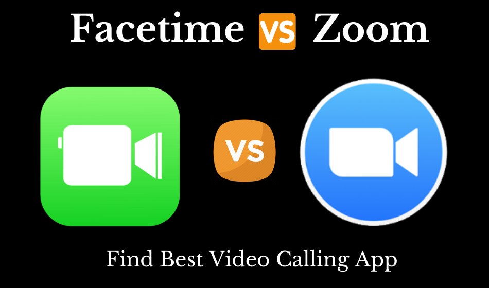 facetime vs zoom